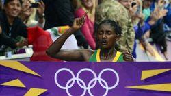 Record olympique au marathon