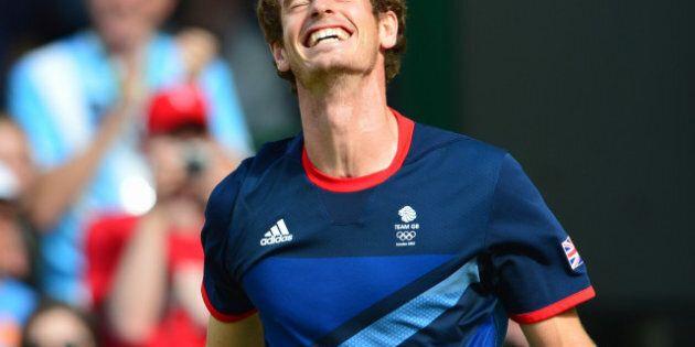 Andy Murray bat Roger Federer en finale du simple des Jeux olympiques de