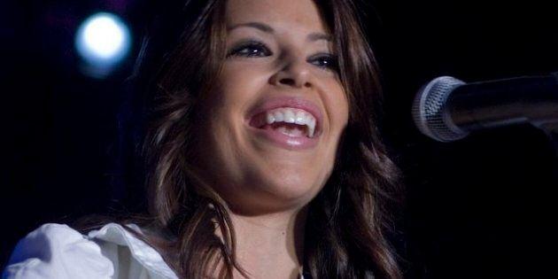 Marilou dans «Rebelle»: la chanteuse prête sa voix au personnage principal du film de Disney-Pixar
