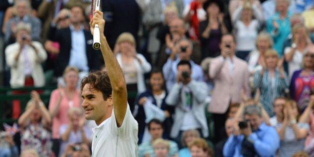 Roger Federer gagne son septième Wimbledon et redevient No.1