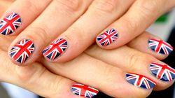 Les ongles drapeaux, la dernière tendance des
