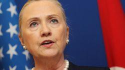 Hillary Clinton discute à Istanbul de l'après Bachar