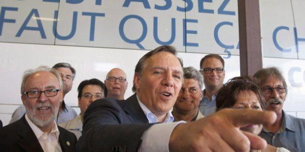 CAQ: François Legault veut séduire les souverainistes avec des promesses en