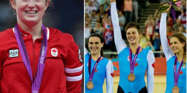 Les performances canadiennes de samedi aux Jeux olympiques de
