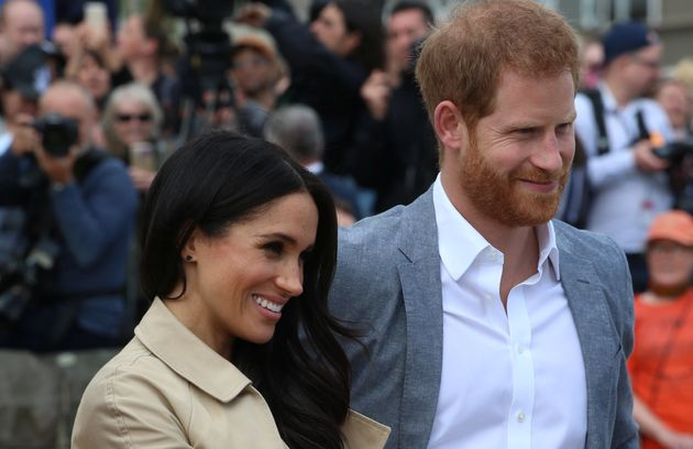Harry et Meghan Markle sont devenus parents de leur premier