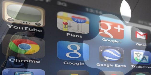 Apple: YouTube disparaît de l'iOS 6. La guerre contre Google