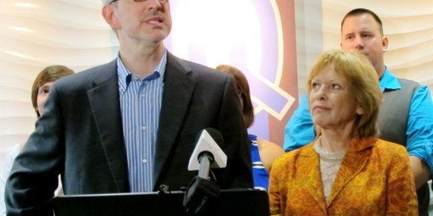 Lisette Lapointe appelle les souverainistes à voter pour Option