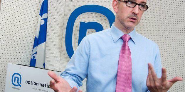 Rencontre avec Jean-Martin Aussant, chef d'Option
