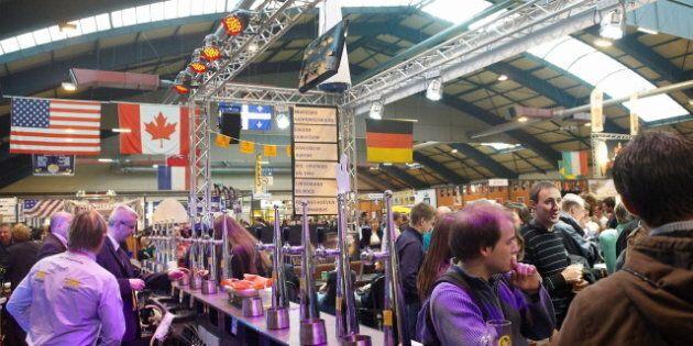 Le Mondial de la Bière Europe déménage à Mulhouse en