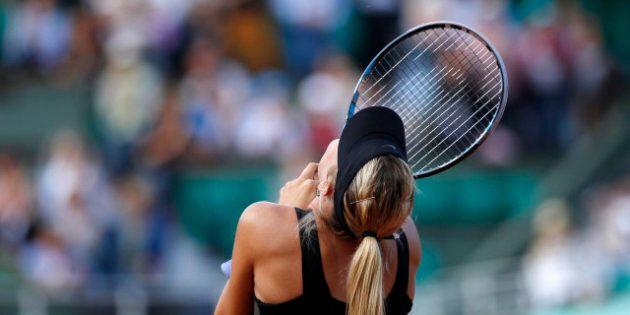 Roland-Garros: Maria Sharapova en finale et nouvelle n°1