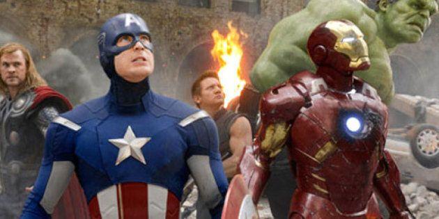 Joss Whedon à l'écriture et à la réalisation de The Avengers 2