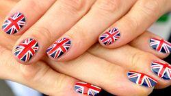 Patriotiques... jusqu'au bout des ongles!