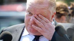 Le maire de Toronto Rob Ford est à l'hôpital pour des problèmes