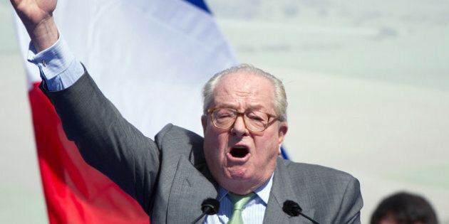 Jean-Marie Le Pen réclame 1 million de dollars à Madonna