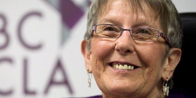 Colombie-Britannique: Gloria Taylor conserve son droit de recourir au suicide