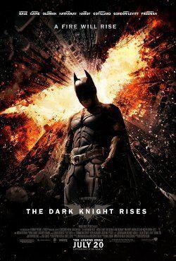 Batman, «The Dark Knight Rises»: la nouvelle affiche du film