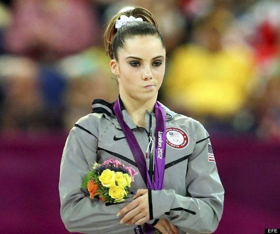 McKayla Maroney: la moue de la gymnaste devient le mème des Jeux de Londres