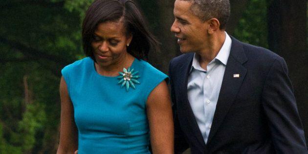 Michelle et Barack Obama auraient frôlé le divorce en 2000, selon une