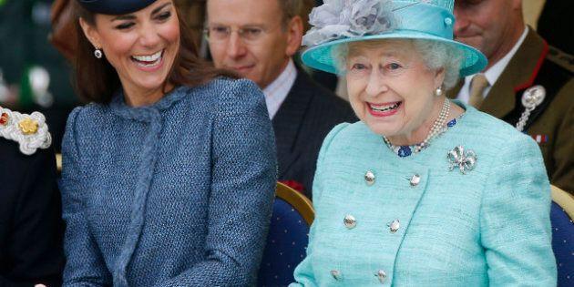 La Reine Elisabeth II coûte 0,5 livre par habitant chaque année