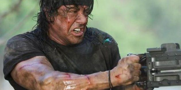 Sylvester Stallone responsable d'un génocide de chauves-souris bulgares, lors du tournage de The Expendables...