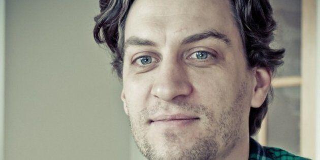 Gabriel Anctil lance son premier roman «Sur la