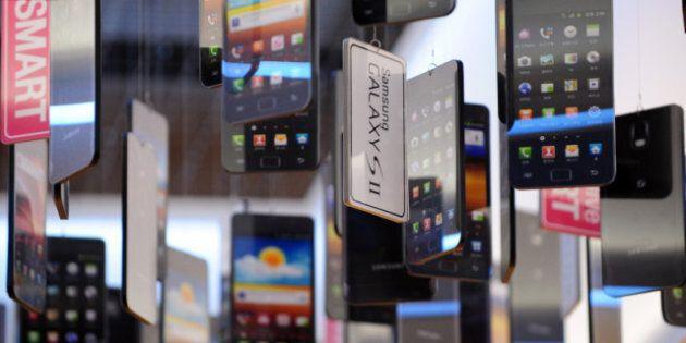 Plus de téléphones et tablettes que d'habitants sur la terre en