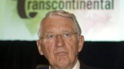 Marcoux quitte la présidence du conseil d'administration de