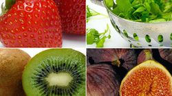 Sept super aliments à consommer en juin