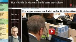 Procès Breivik: un juge joue au