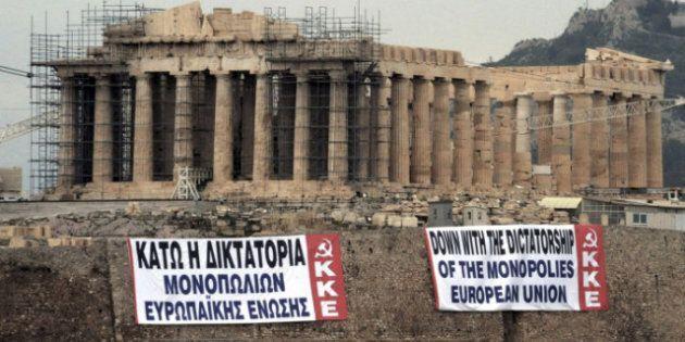 Grèce, faillite: ceux qui misent sur une sortie de la zone euro ou le défaut de