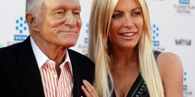 PHOTOS. Playboy: Hugh Hefner, fondateur du magazine de charme, se remet avec sa