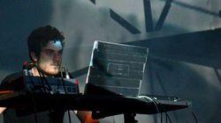 Nicolas Jaar «Live in Concert»: sensuel et