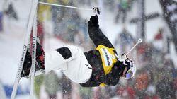 Les maîtres du ski