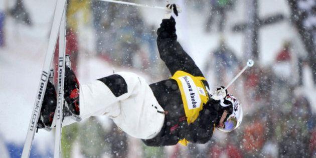 Coupe du monde de ski acrobatique: quatre médailles pour les Québécois au