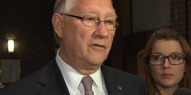 Conflit étudiant : le maire Tremblay « très, très, très déçu » de la rupture des