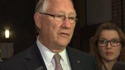 Le maire Tremblay « très, très, très déçu » de la rupture des