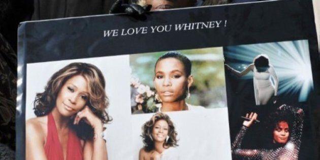Whitney Houston: Une cérémonie de joie et de larmes