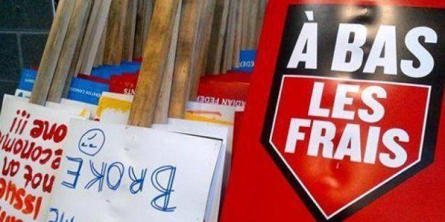 La FECQ se prépare pour une grève générale étudiante en tenant un camp de