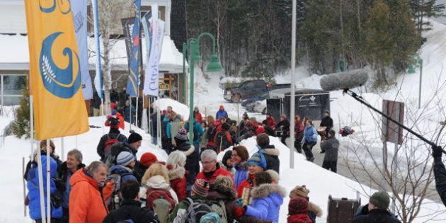 Traversée de la Gaspésie en ski de fond: à l'assaut de la