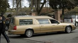 Whitney Houston: enterrée près de son père au cimetière de