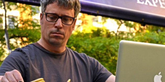 Festival MUTEK 2012: Michel Plamondon, un DJ minimaliste et expérimental