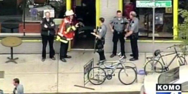 Seattle: deux fusillades font quatre morts, le suspect court