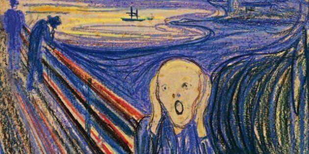 «Le cri» de Munch aux enchères à New York: 80 millions de dollars