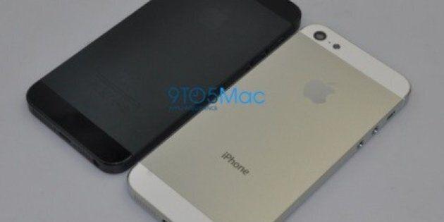 iPhone 5: le design révélé dans une