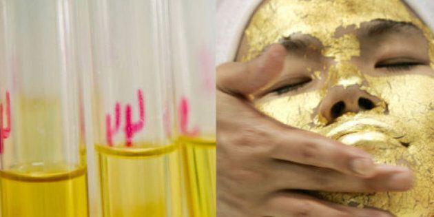 Les soins de beauté les plus bizarres: du sperme de taureau pour les cheveux, de l'urine pour les dents...