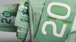 Moins d'argent étranger au