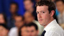 Le titre de Facebook en Bourse a perdu environ 20% de sa