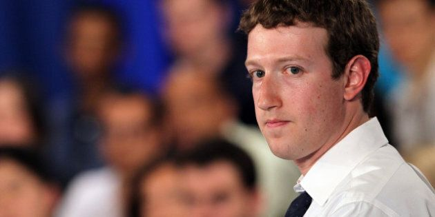 Facebook: le titre en Bourse tombe plus bas que