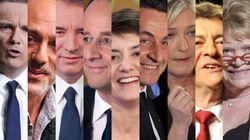 France: Qui sont les candidats à l'élection