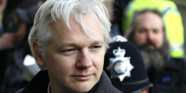 WikiLeaks: Julian Assange se présente aux élections sénatoriales en